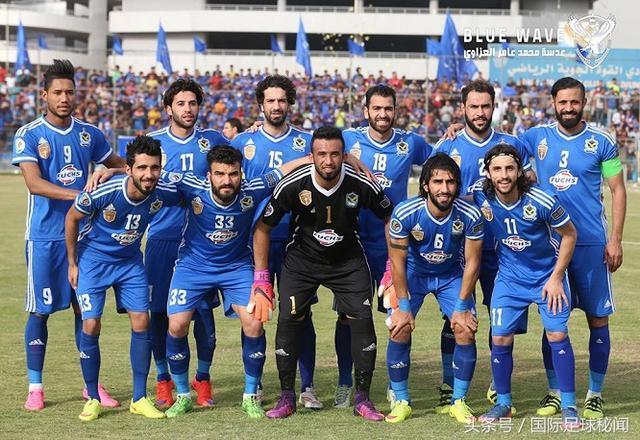 复苏中的伊拉克本土足球,颠覆你对他们的印象