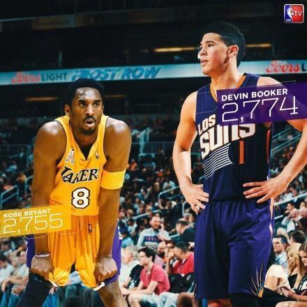"""NBA""""小科比""""因臭脾气不受球迷待见,布克:我"""