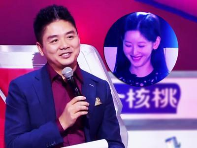 """刘强东大方""""谈胎教"""""""