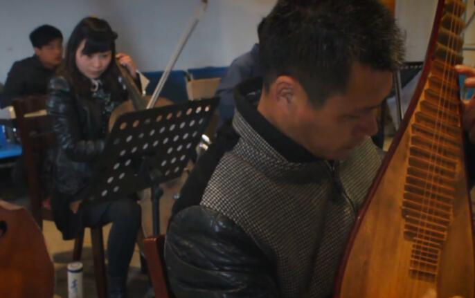 《中国戏曲—柳琴戏》