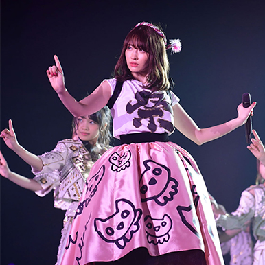 AKB48 小嶋阳菜毕业感谢祭
