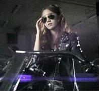 少女时代变身机车骑士