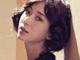 林志玲短发造型俏皮减龄 红唇明艳电眼勾魂