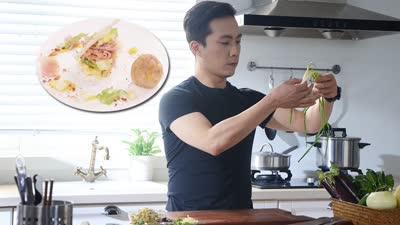 小鱼的创意三明治料理 三明治改装成高颜值西餐