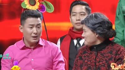 李伟健、包胡尔查等星表演京津冀大拜年《哎呀!妈呀!》