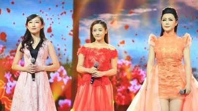 赵一颐程今郑湫泓力量之声演唱《中华魂》