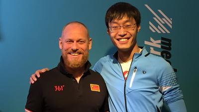 专访中国场地车外教:直指伦敦世锦赛金牌