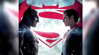 《超人大战蝙蝠侠》 超级英雄的更年期