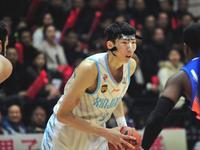 姚明支持周琦参选NBA 称要勇敢挑战自己