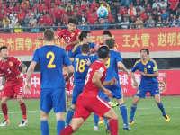 热身赛-中国vs哈萨克斯坦 全场录播(粤语)