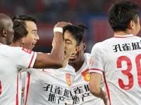 中超-卡库塔26秒最快进球 华夏幸福1-0泰达
