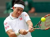 温网-锦织圭小遇挑战仍晋级 16强赛将战库兹涅佐夫