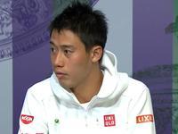 锦织圭:世界前十想进就能进 亚洲球员体力需提高