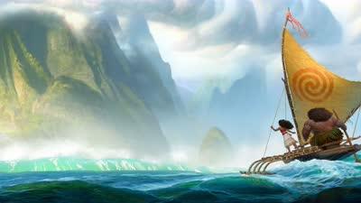 《海洋奇缘》宣传片