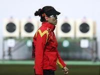 无缘奖牌难掩失落 总教练王义夫拒绝接受采访