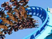 旋风过山车(Riding The Georgia Cyclone Rollercoaster in 360)