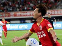 中超-裴帅替补建功杨博宇进球被吹 亚泰1-0延边