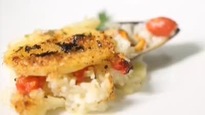 意式海鲜饭对法式煲仔 洋美食获伯乐点赞