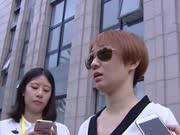 《法治进行时》20160830:宋喆杨慧离婚案开庭审理 杨慧接受媒体采访