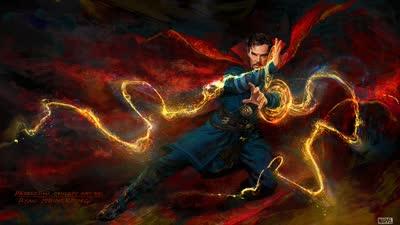 《奇异博士》空降上海 主创们红毯与粉丝热情互动