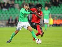 欧联-铁卫头球自摆乌龙 圣埃蒂安1-0卡巴拉
