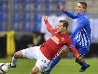 欧联-希腊锋霸闪击破门 亨克竞技1-0维也纳快速提前出线