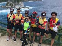 中国骑手塞班假人挑战 勇闯100km地狱自行车赛