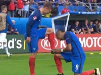 西甲球员10佳球 格子巧射法国逆转爱尔兰进8强