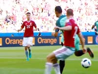 西甲球员10佳球 C罗脚后跟奇思妙想葡萄牙险出线