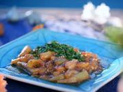 《爱上川菜》全球川菜名馆10:巴蜀夫妻&鱼香茄子