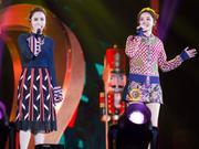 《四川卫视2017花开天下跨年演唱会》20161231:Twins合体开唱引青春回忆 魏晨带来新歌全球首唱