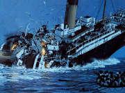 潜入水底寻找泰坦尼克号