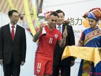 【策划】智利最强杀器闪耀中国杯 巴尔加斯或引中国球队疯抢