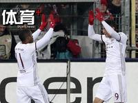 体育+极速100秒:拜仁补时逆转客胜 杰拉德任红军青训教练
