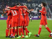 波尔多0-3巴黎圣日耳曼