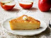 超美味的苹果蛋糕