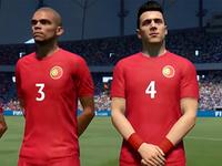 FIFA17对比实况17 前者授权更多 后者更接近真实