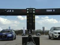 反败为胜!奥迪RS6反超奔驰AMG ML63
