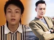 陈伟霆17岁面试影片曝光 眉毛抢镜