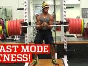 开启怪兽模式的健身狂人 Beast Mode Fitness & Box Jumps with Devonte Wilson