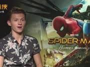《蜘蛛侠:英雄归来》北美首周末票房破亿 小蜘蛛战衣太紧只能以丁字裤打底