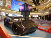 【乐尚播报】环贸iapm商场《赛车总动员3:极速挑战》电影主题展