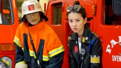 乔欣再提消防服事件 讲逃生技巧