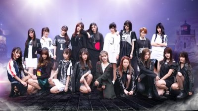 SNH48 X队《梦想的旗帜》公演首演