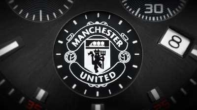 曼联死忠看过来!泰格豪雅曼联纪念版精致酷黑腕表