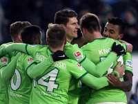 沃尔夫斯堡2-1霍芬海姆