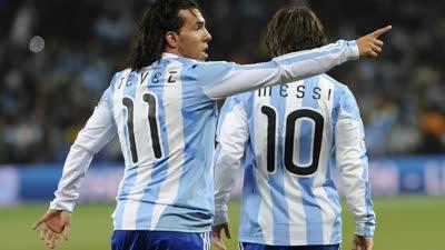 经典-特维斯点杀定乾坤 阿根廷5-4哥伦比亚