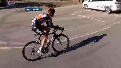 丹马丁绝杀三大天王 环加泰罗尼亚自行车赛第三赛段全场录播(中文)