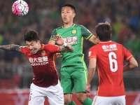 中超-国安乐视0-3恒大 郜林里程碑高拉特双响