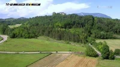 2016环多菲内自行车赛第四赛段全场录播(中文)
